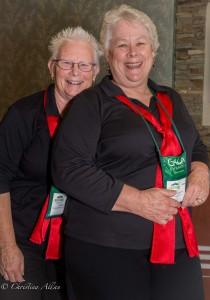 DSC GALA Denver Sacramento Women's Chorus Embassy Suites Hotel Lily Andrews Jeanine Perry