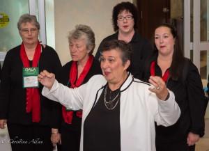 GALA Denver Sacramento Women's Chorus Embassy Suites Hotel Robin Richie Director