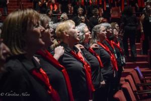 GALA Denver Sacramento Women's Chorus Performing Arts Center Stage Theater