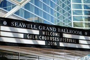 GALA Denver Sacramento Women's Chorus Performing Arts Center