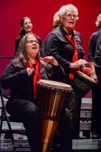 GALA Denver Sacramento Women's Chorus Buell Ali Lippman Lily Andrews