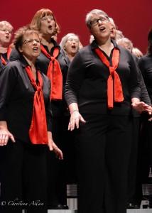 GALA Denver Sacramento Women's Chorus Buell Richie