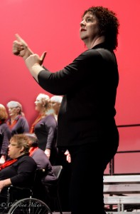 GALA Denver Sacramento Women's Chorus Buell Christina Towner