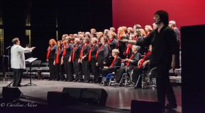 GALA Denver Sacramento Women's Chorus Buell signer