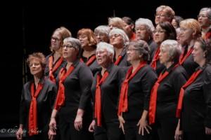 GALA Denver Sacramento Women's Chorus Buell