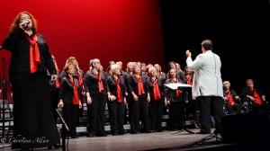 GALA Denver Sacramento Women's Chorus Buell Amy Browne