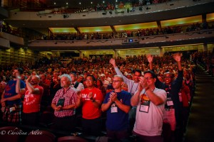 GALA Denver Sacramento Women's Chorus Buell Applause