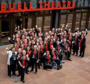 GALA Denver Sacramento Women's Chorus