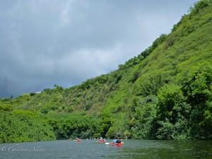 Wailua River Kayaking