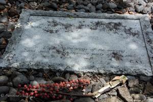Lindberg's Grave