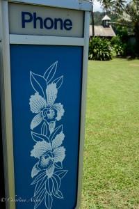 Hawaiian Phone Booth