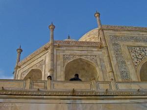 Late Morning at Taj Mahal