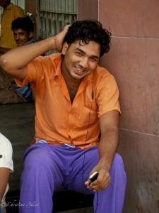 Delhi Man