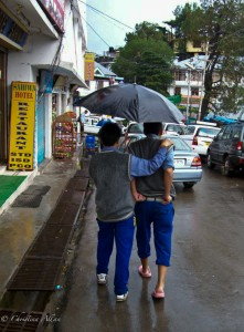Tibetan Students in Dharamsala
