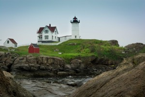 Cape Nubble lighthouse