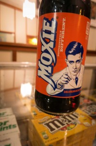 Moxie drink movie theater