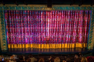 Lunt-Fontanne Theatre Curtain