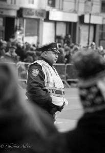 Parade Cop