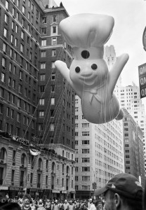 Pillsbury Doughboy Balloon