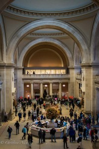 Main Hall of the Met