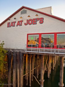 Eat At Joe's Restaurant in Old Sacramento