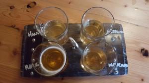 Seattle Cider Flight