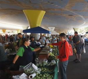 Freeway farmer's market