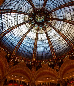 Dome of Galleries Lafayette