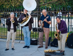 Paris Street Band