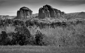 Red Rock State Park Vista