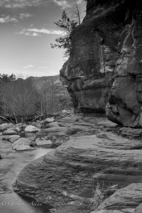River at Slide Rock State Park