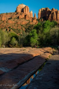 Buddha's Beach Cathedral Rock Crescent Moon Ranch Sedona