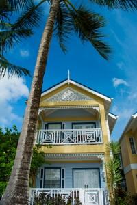 Building at Villa Beach Resort
