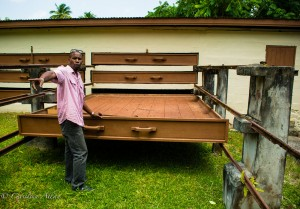 Cocoa Drying Rack