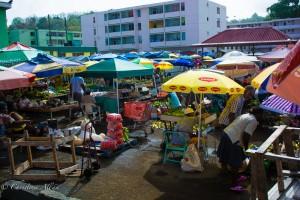 Saturday Market, Castries