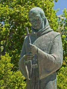 Father Junipero Serra Statue