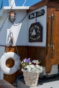 B&B boat at Friday Harbor