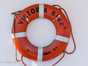 Victoria star life preserver