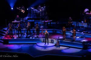 Center stage Neil Diamond Concert 50th Anniversary Tour Sacramento Allan