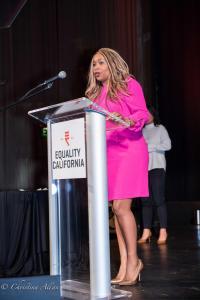 Adama Iwu talking award winner we said enough founder equality california lgbtq feminist harassment sacramento allan DSC_9580