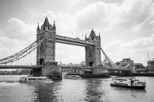 B&W Tower Bridge Allan