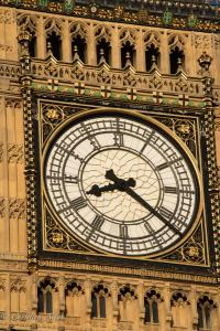 Big Ben Closeup London Allan