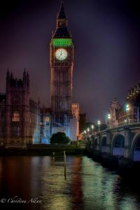 Big Ben Night AllanDSC