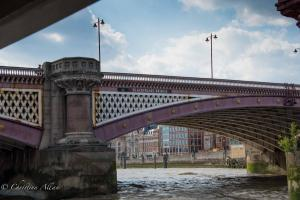 Blackfriars Bridge London Allan