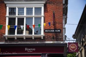 Butcher Row Salisbury Allan