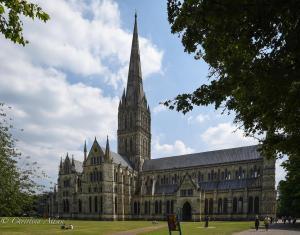 Cathedral Salisbury Allan