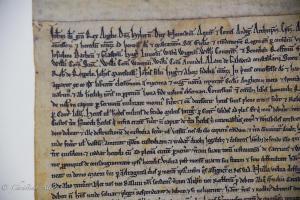 Magna Carta 1215 Salisbury Cathedral