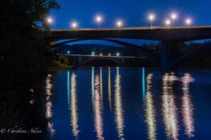 Rainbow Bridge Color Allan Folsom Sacramento DSC_5636