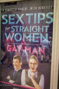 Sex Tips for Straight Women Poster Reflection Denver Allan