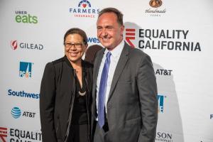 State Controller Betty Yee Rick Zbur California Equality awards sacramento allan LGBTQ DSC_9498